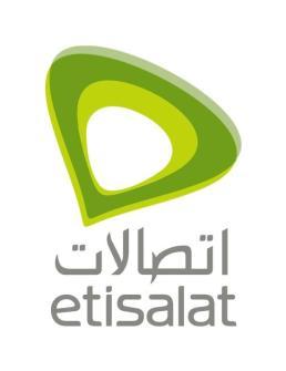 الشركة الاماراتية Etisalat توقع عقد لاستئجار ترددات على القمر الجديد