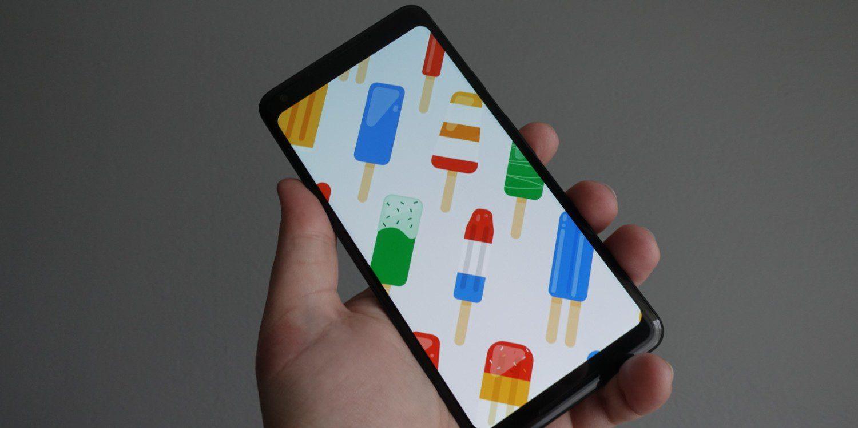 جوجل تطرح مجموعة من خلفيات الشاشة لهواتف الاندرويد (ربيع 2018)