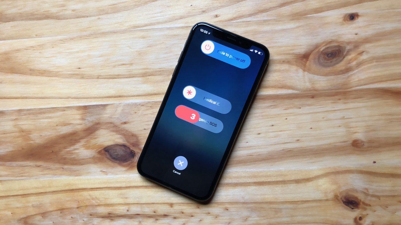 كيف تقوم باغلاق هاتف الايفون اكس (طريقتين)