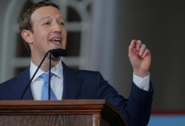مؤسس فيس بوك ينفي معاداة الشبكة للرئيس الامريكي
