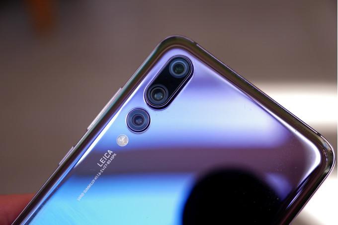 هواوي تكشف عن كاميرا مذهلة في شكل هاتف تحت اسم P20 Pro