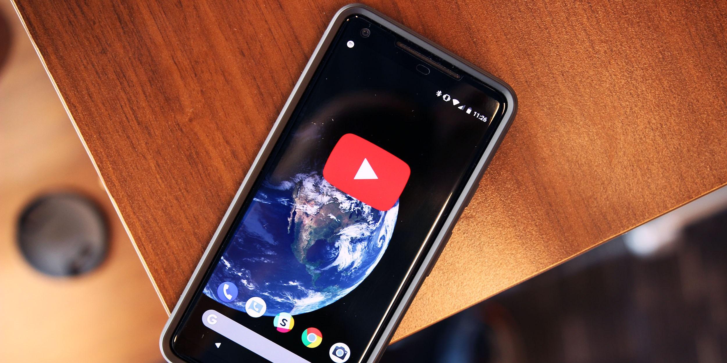 يوتيوب يعرض عليك الأن الوقت الذي قضيته في مشاهدة مقاطع الفيديو