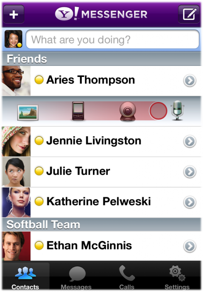 yahoo messenger not showing join chat room option Yahoo messenger also has an online chat room where you can carry among the people that love yahoo online messenger always on' option which will.