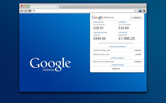اضافة جديدة من جوجل كروم لناشري ادسينس