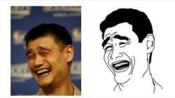 قصة الوجة الصيني الضاحك .. أيقونة السخرية على الانترنت