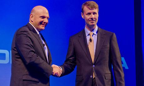 مقابل 7.2 مليار دولار : قطاع الهواتف في نوكيا ينتقل رسميا تحت لواء مايكروسوفت