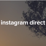 Instagram Direct private messaging