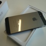 The Apple iPhone 5 is the iPhone model most in use today