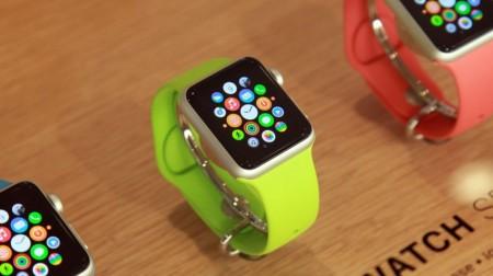 ساعة أبل الذكية مؤجله لربيع 2015