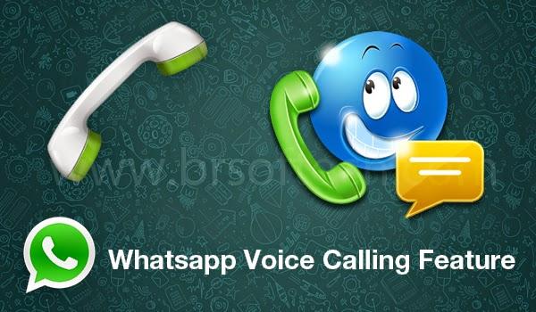يمكنك الان استخدام ميزة المكالمات الصوتية في تطبيق واتس اب