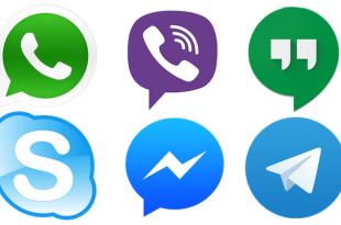 اختار معنا تطبيقك المفضل للتواصل الفوري