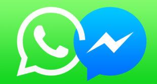 واتس اب وفيس بوك ماسنجر يتداولان 60 مليار رسالة يوميا