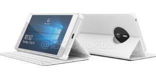 صورة منسوبة لاول هاتف Surface من مايكروسوفت