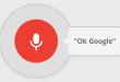 قائمة بكل الاستعلامات الصوتية المتاحة في خدمة Ok Google
