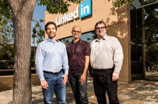 مايكروسوفت تستحوذ على شبكة لينكد ان مقابل 26.2 مليار دولار
