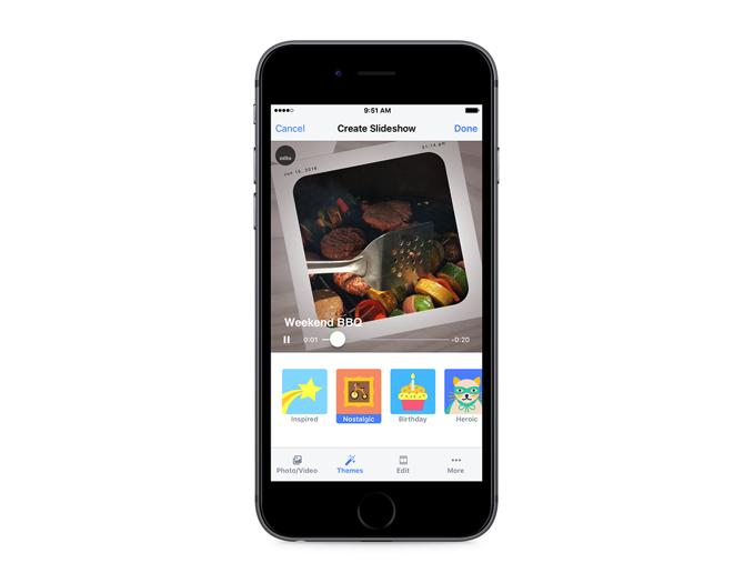 Slideshows-Facebook