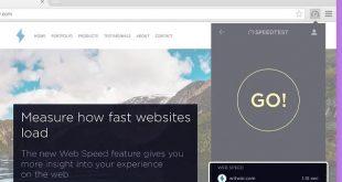 اضافة لمتصفح جوجل كروم لقياس سرعة الانترنت لديك بأسهل طريقة