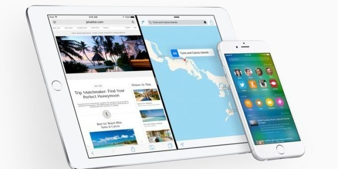 ابل تطلق تحديث امني عاجل iOS 9.3.4