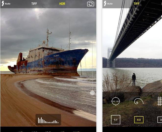 تطبيق الكاميرا ProCam 3 للايفون متاح مجانا الان بدلا من 5 دولار سعره الاصلي