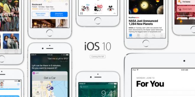 كيف تحصل على اصدار iOS 10 الأن
