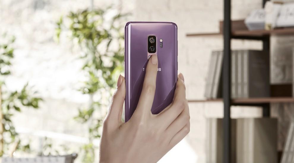 سامسونج :الطلب المسبق على هاتف جالاكسي اس 9 أقل من جالاكسي اس 8