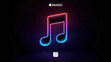 Photo of آبل تطلق نسخة للويب لخدمة الموسيقى