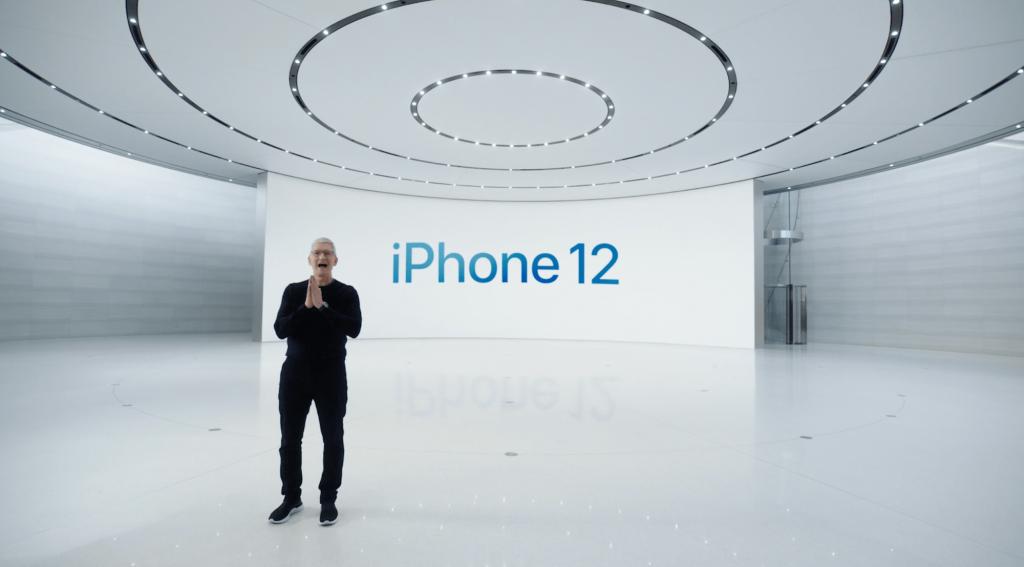 أبل تكشف رسميا عن سلسلة الايفون 12.. اليك الجديد
