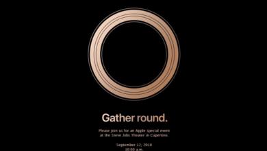 Photo of ابل تختار يوم 12 سبتمبر موعدا للكشف عن هواتف الآيفون الجديدة