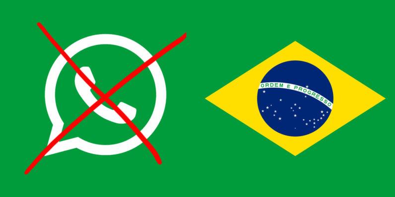 البنك المركزي البرازيلي يوقف خدمة مدفوعات واتس اب