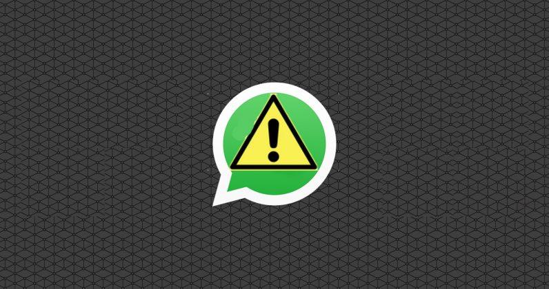 الكشف عن ثغرة في تطبيق واتس اب للويب