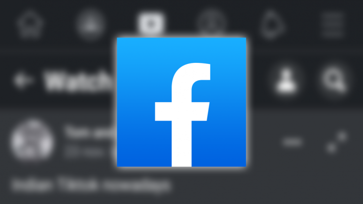 المود الليلي يقترب من تطبيق فيس بوك للاندرويد