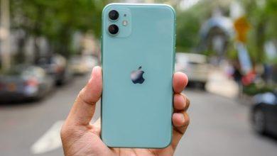 Photo of بعض هواتف الايفون 11 تعرض خط أخضر على الشاشة بسبب التحديث الاخير