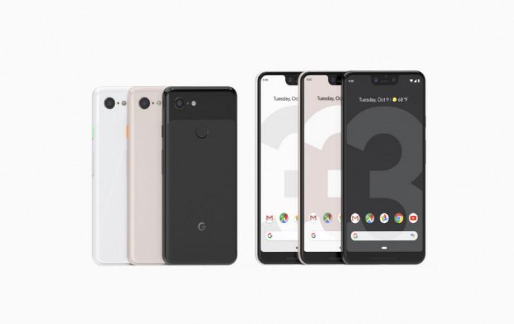 جوجل تكشف رسميا عن Pixel 3 و Pixel 3 XL 2