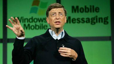 Photo of بيل جيتس يقول ان مايكروسوفت خسرت 400 مليار دولار بسبب نظام الاندرويد