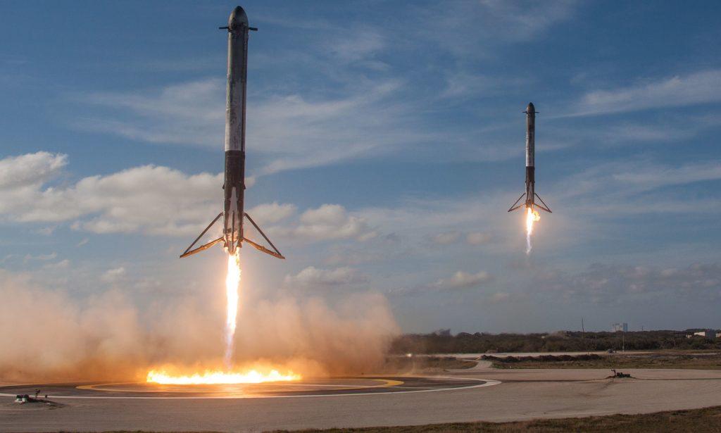 تأجيل اطلاق مشروع صواريخ الانترنت الفضائي