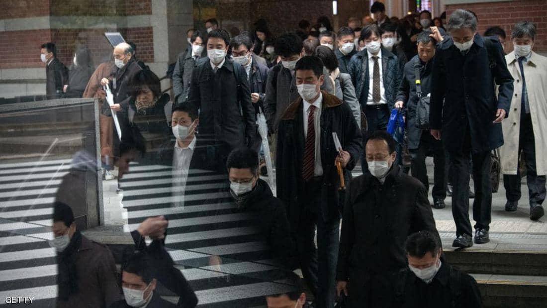 تجربة اليابان تفشل في العمل من المنزل