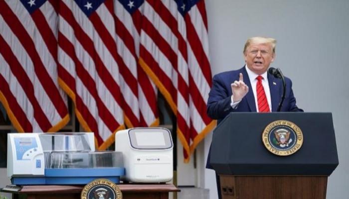 ترامب يمد عقوبة هواوي حتى عام 2021