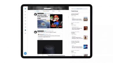 Photo of تطبيق تويتر على الايباد يحصل على تصميم جديد