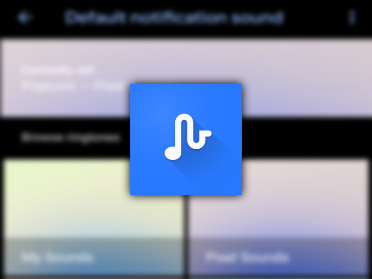 تطبيق Google Sounds للنغمات والاخطارات متاح الان للتحميل