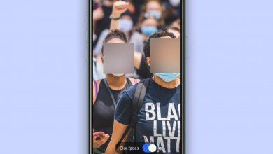 Photo of تطبيق Signal يدعم التظاهرات الامريكية بميزة طمس الوجه