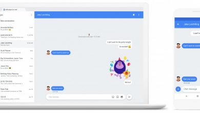 Photo of تقارير : جوجل تطور خدمة الرسائل القصيرة SMS للاندرويد بشكل واسع