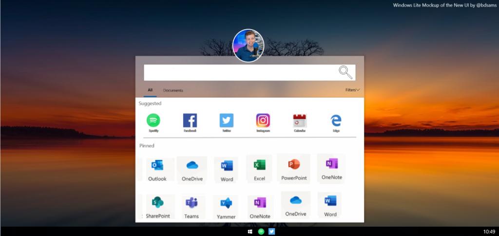تقرير : مايكروسوفت تستعد للكشف عن نسخة ويندوز 10 (لايت) و جهاز قابل للطي