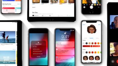 Photo of تقرير :  iOS 13 سيخرج ملايين هواتف الايفون من الخدمة