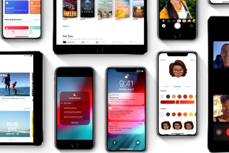 تقرير iOS 13 سيخرج ملايين هواتف الايفون من الخدمة
