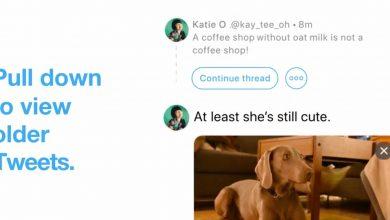 Photo of تويتر تطرح طريقة جديدة لربط تغريدة جديدة بتغريدات سابقة