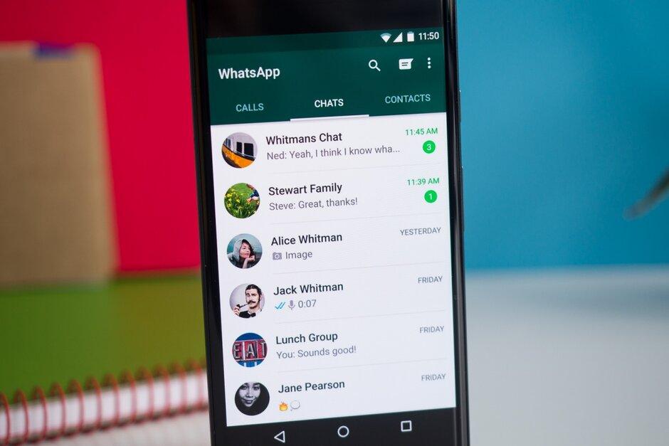ثغرة خطيرة في دردشة مجموعات تطبيق واتس اب والتحديث هو الحل