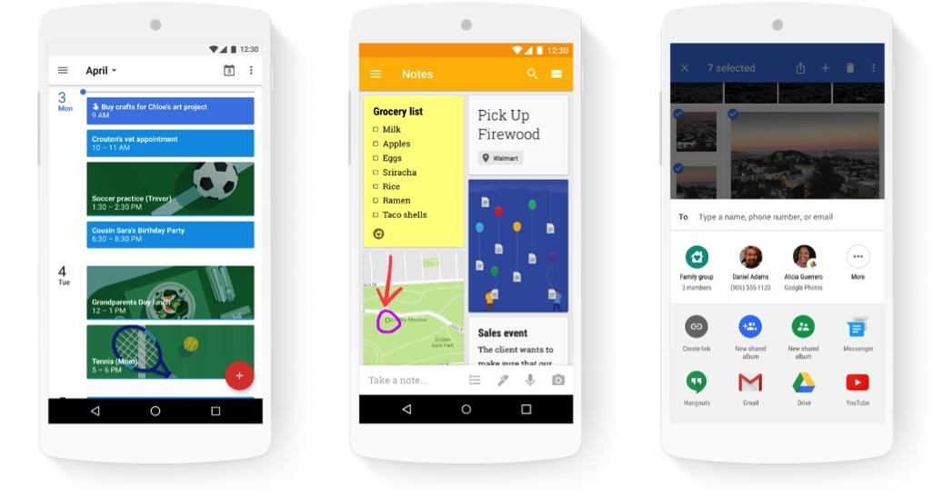 Photo of جوجل تعلن عن (مجموعة العائلة) للمشاركة على بعض تطبيقات الشركة