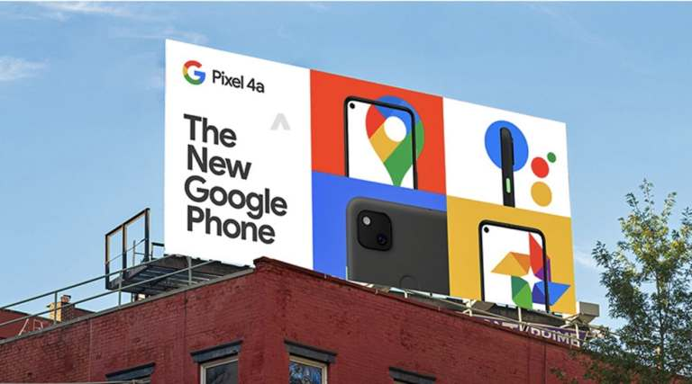 هاتف جوجل Pixel 4a قد ينطلق يوم 22 مايو 1