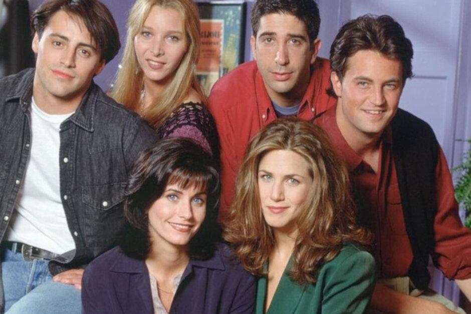 جوجل تطرح كل حلقات مسلسل (Friends ) بسعر 60 دولار فقط على متجر بلاي للافلام
