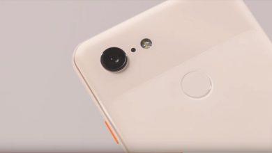 صورة جوجل تكشف رسميا عن Pixel 3 و Pixel 3 XL